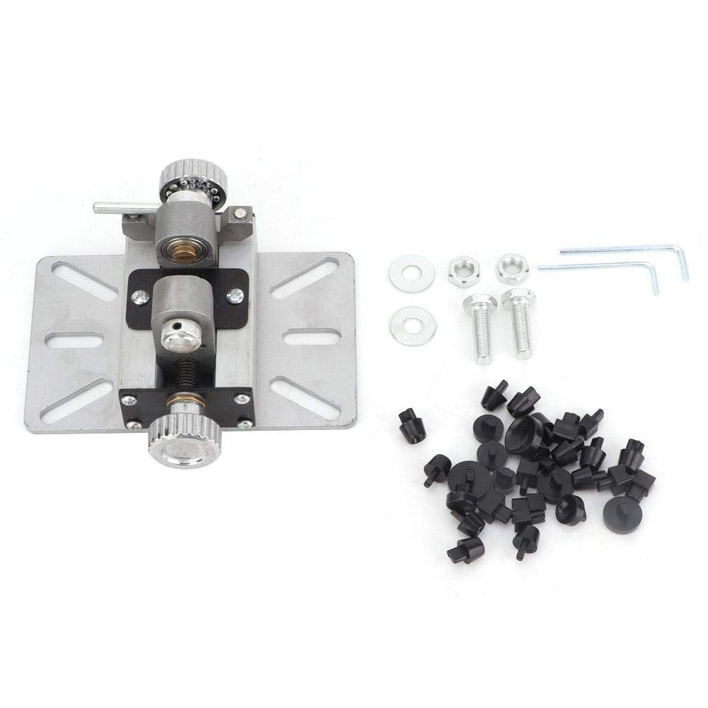 Drilling Machine Bracket Multi-Function Ball Beads Drilling Hole Machine Bracket Drill Stand Support Table Mount Seat for Industrial