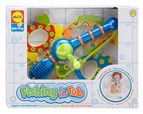 ALEX Toys Rub a Dub Fishing in the