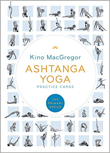 Ashtanga Yoga Practice Cards: The Primary Series: Amazon.es ...