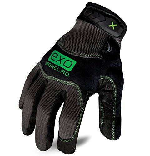 (Ironclad EXO2-MWR-04-L EXO Modern Water Resistant Gloves)