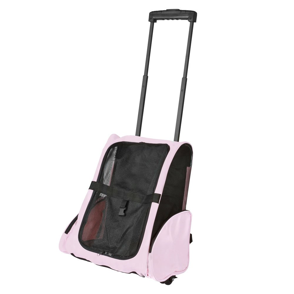 Pawhut Pet Travel Backpack Regreen Springfield