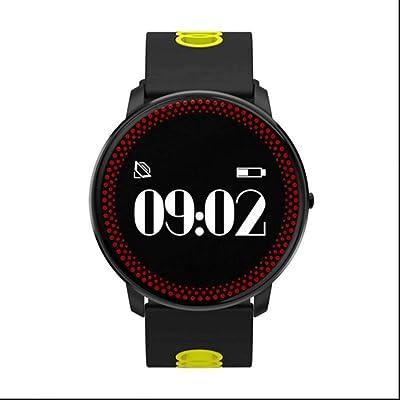 Fitness Tracker Smart Wristband Bracelet de Sport Connecté Bluetooth Bracelet,Compteur de Calories,Tracker Sommeil,Pisteur fitness,faible consommation d'énergie,Calendrier,Semaine,pour Android et iOS tél&