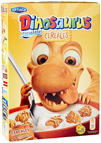 Artiach, dinosauruskoekjes ontbijtgranen in handig lepelformaat, 350 g