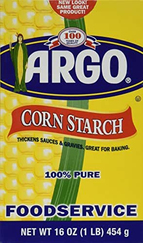 Corn Starch: Argo