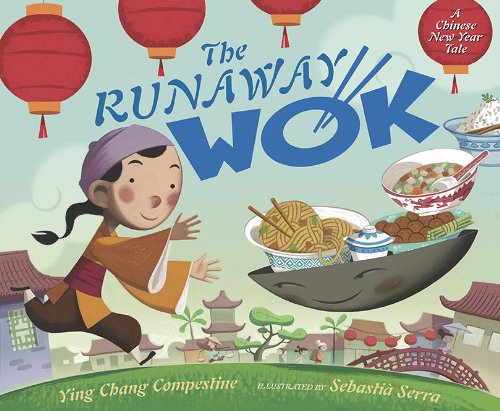 run away wok - 1
