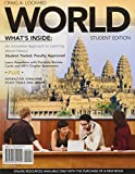 img - for WORLD (with Review Cards and History CourseMate with eBook, Wadsworth World History Resource Center 2-Semester Printed Access Card) (Available Titles CourseMate) book / textbook / text book