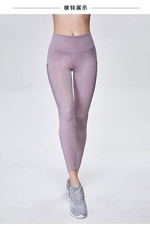 MJXVC Pantalones de Yoga Mujer Pantalones de Yoga Medias de ...