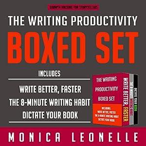 The Writing Productivity Bundle Audiobook