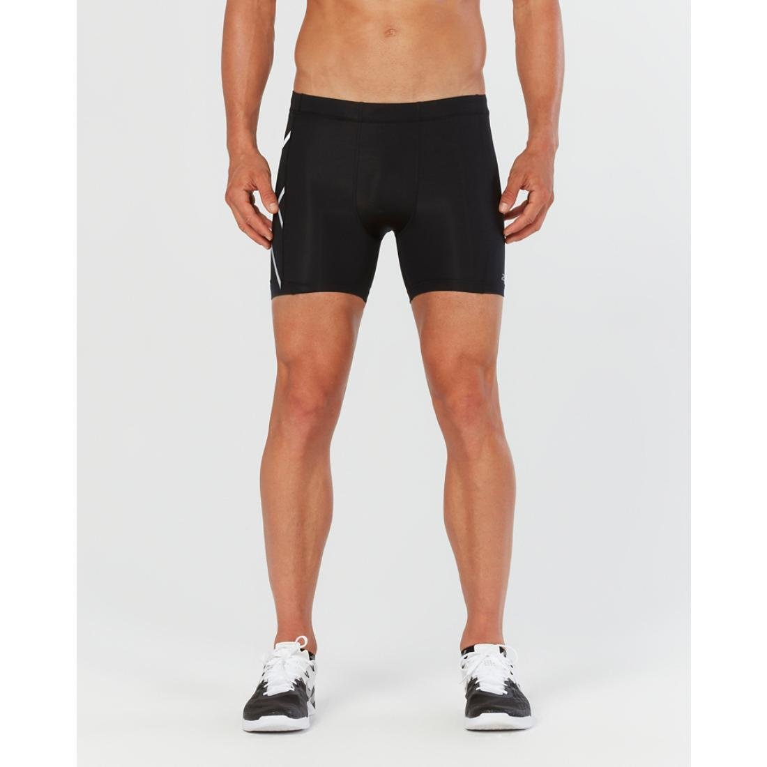 2XU Herren Ma4506 Compression 1 2 Shorts
