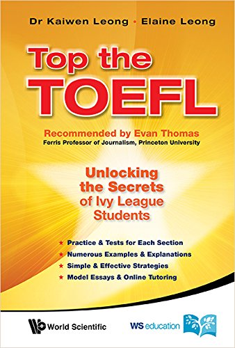 Top the TOEFL: Unlocking the Secrets of Ivy League Students