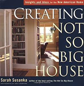 Creating The Not So Big House Insights Book By Sarah