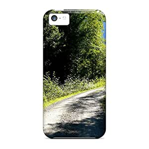 Iphone 5c Hard Cases With Awesome Look - HJl7682lMFT