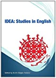Idea: Studies in English, Evrim Dogan Adanur, 1443829935