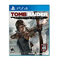 Tomb Raider: Edición definitiva - PlayStation 4