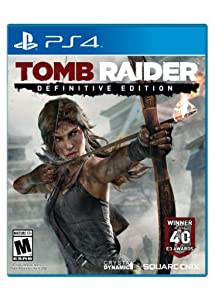 Tomb Raider: Definitive Edition (Art Book Packaging) - PlayStation 4