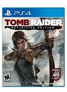 Tomb Raider: Definitive Edition - PlayStation 4 (B00GZ1GUSY) | Amazon Products