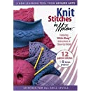 Knit Stitches In Motion (Leisure Arts #107456)