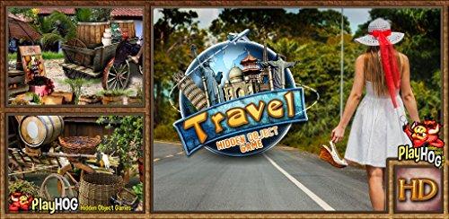 Travel - Hidden Object Games (Mac) [Download] by Big Leap Studios PVT. LTD. (Image #1)