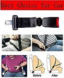 Seat Belt Extender - ORIFA 2 Pcs 9 inch E11