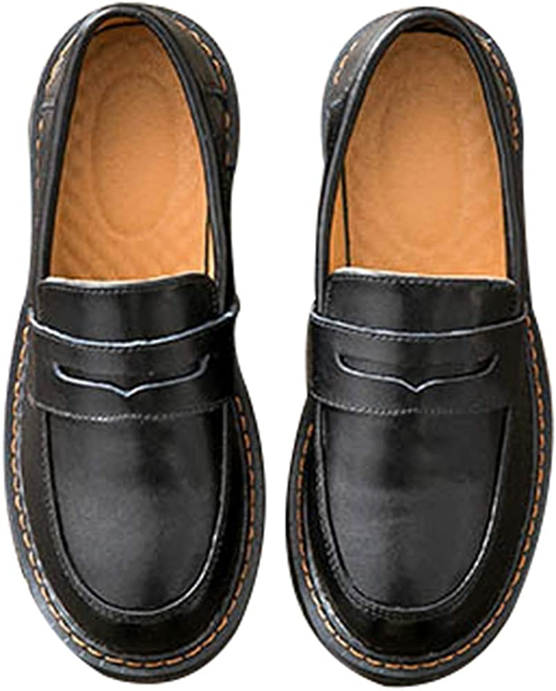 Women's Casual Genuine Leather Penny