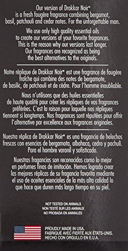 Parfums Belcam Classic Match Version of Drakkar Noir Eau De Toilette Spray, 2.5 Fluid Ounce