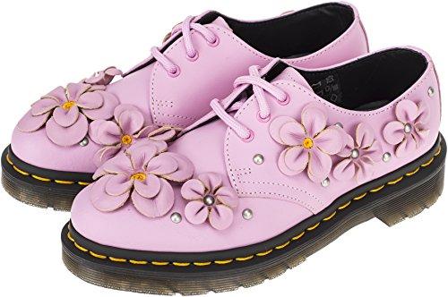 Dr Para Cordones Martens de Zapatos Rosa Mujer rnq1ArvIw