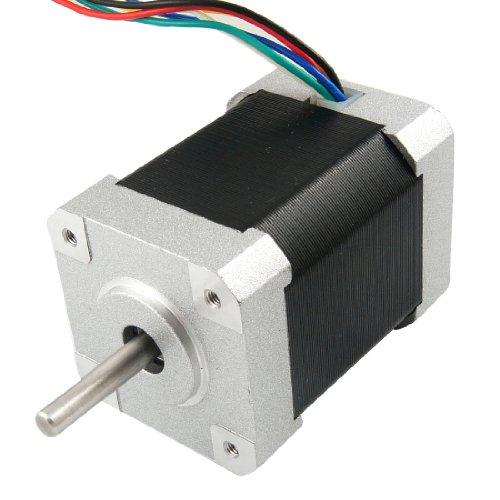 Single shaft 1000rpm step stepper stepping motor dc 12 40v for Stepper motor buy online