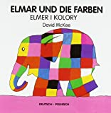 Elmar und die Farben, deutsch-polnisch