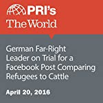 German Far-Right Leader on Trial for a Facebook Post Comparing Refugees to Cattle | Bradley Campbell