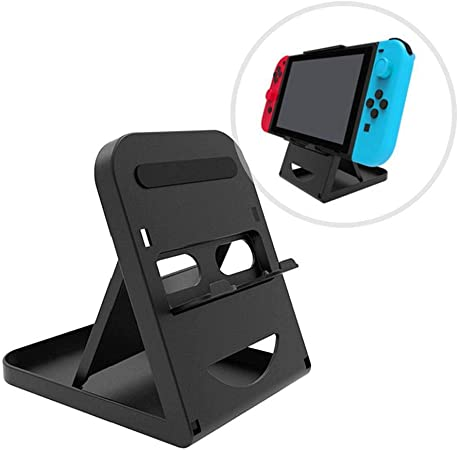 Ficony Folding Stand for Nintendo Switch, Portable Games Console ...