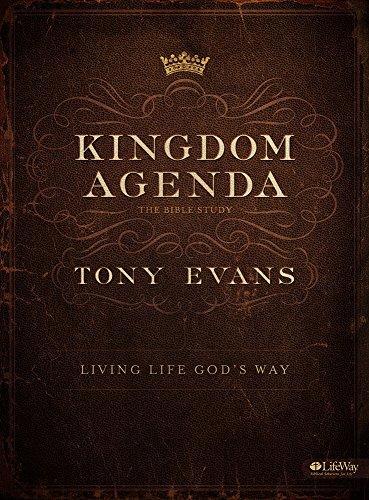Kingdom Agenda - Member Book: Living Life God's Way
