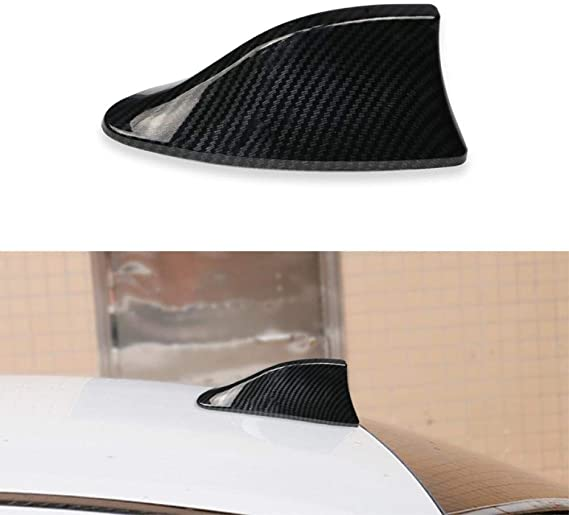 Piaobaige Antena Aleta tiburón,para VW Polo, para Ford Kuga ...