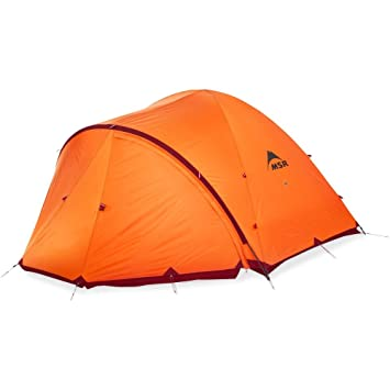 MSR Remote 2 Tent 2-Person 4-Season Orange One Size  sc 1 st  Amazon.com & Amazon.com : MSR Remote 2 Tent: 2-Person 4-Season Orange One Size ...
