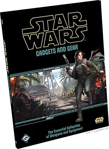 Star Wars RPG: Gadgets & Gear (Star Wars Fantasy Flight Rpg)