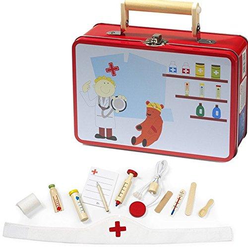 Unbekannt Simply For Kids 22083 Wendekreis Arztkoffer, Doctor´s Suitcase Doctor´s Suitcase
