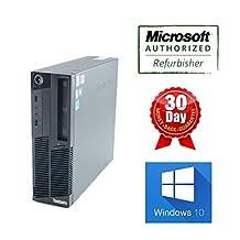 LENOVO ThinkCentre M90p 5864 SFF: Core i5 3.2 GHz / 4 Gb DDR3 / 250 Gb / DVDROM / Windows 10 Professional