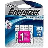 Energizer EVEL92BP4 e2 Lithium General Purpose Battery