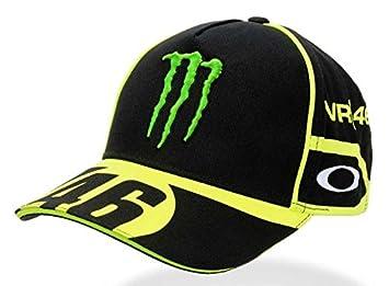 Gorra ajustable Valentino Rossi Monster Rally Monza VR46: Amazon.es: Coche y moto