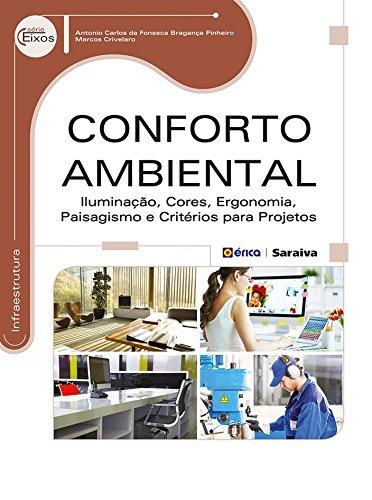 Conforto Ambiental. Iluminação, Cores, Ergonomia, Paisagismo e Critérios Para Projetos