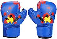 Children Boxing Gloves PU Children Sparring and Training Boxing Gloves for Age 2-11 Years