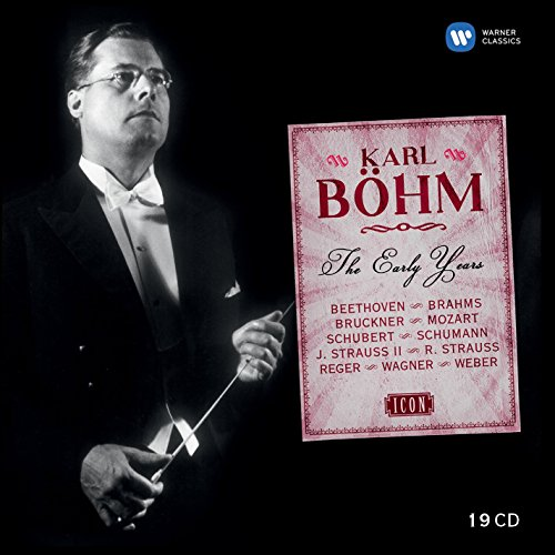 Price comparison product image Karl Böhm ICON (19CD)