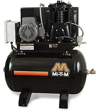 Amazon.com: mi-t-m acs-23175 – 80hm Compresor De Aire De La ...