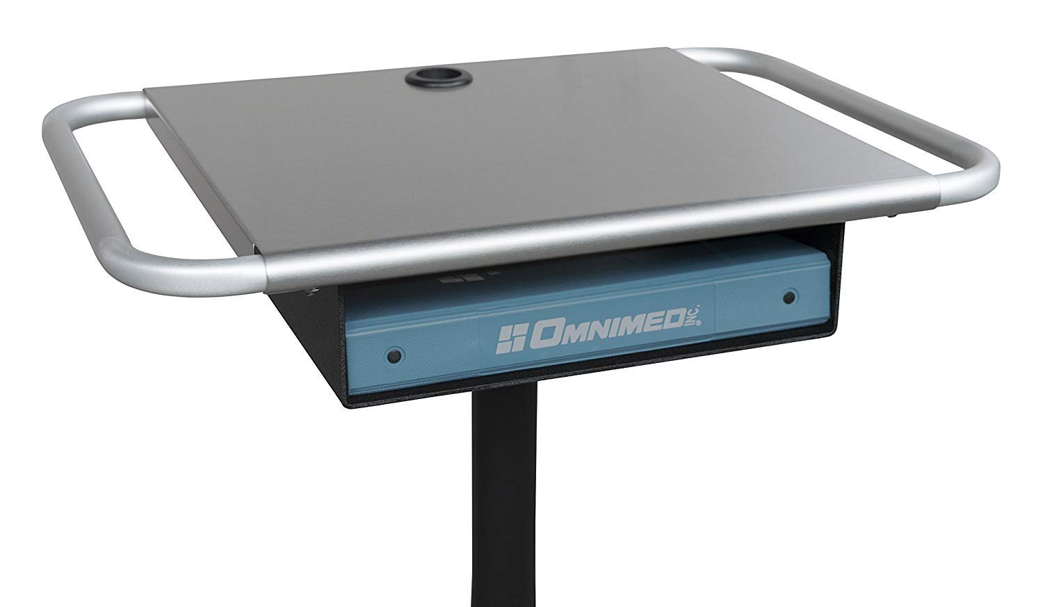 Omnimed 350305_EXT1 Laptop Stand with Storage Drawer by Omnimed (Image #3)