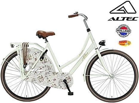 Mujer Hoop Altec London – Bicicleta holandesa para crema 57 cm de ...