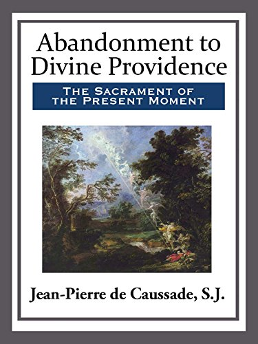 abandonment to divine providence dover books on western philosophy