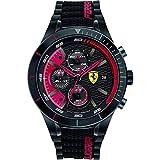 Ferrari Men's 0830260 REDREV EVO Analog Display
