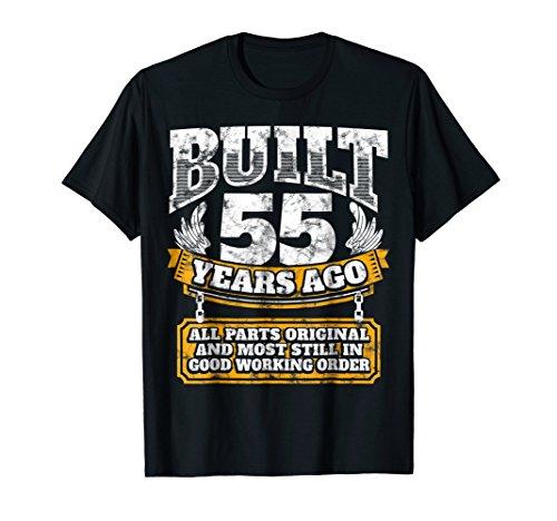 0a1ce325a Funny 55th birthday tee shirts & cool b-day gifts al mejor precio de ...