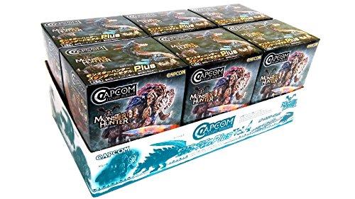 Capcom Monster Hunter Plus Volume 4 Blind Box Figures