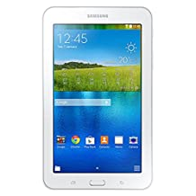 "Samsung Galaxy Tab 7"" E Lite 8GB Android 4.4 Tablet with Spreadtrum T-Shark Quad-Core Processor - White"