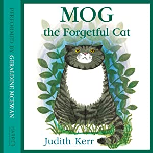 Mog the Forgetful Cat Audiobook